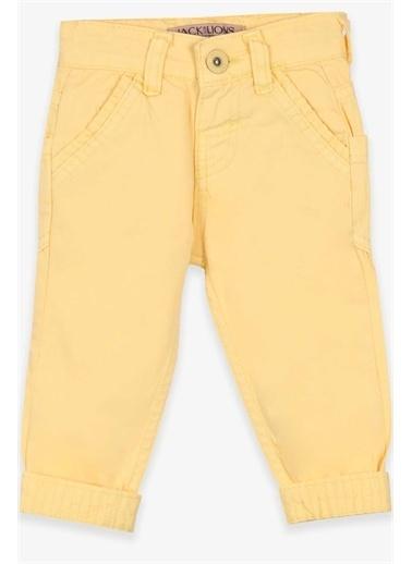 Breeze Pantolon Sarı